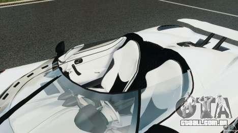 Koenigsegg Agera R v2.0 [EPM] para GTA 4 interior