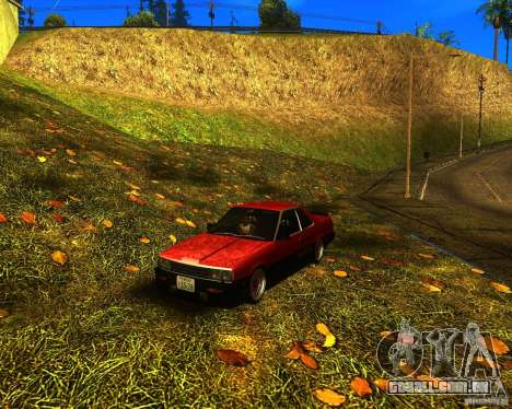 Nissan Skyline RS TURBO (R30) para GTA San Andreas