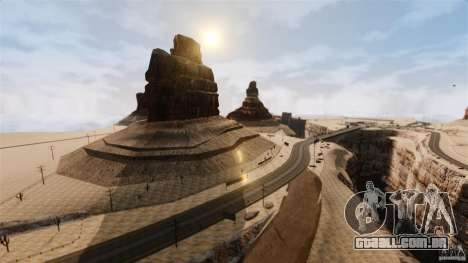 Ambush Canyon para GTA 4 twelth tela