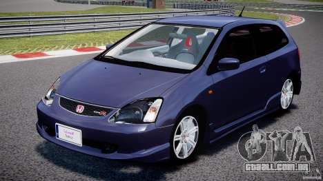 Honda Civic Type-R para GTA 4