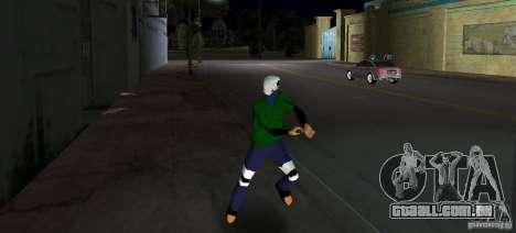 Gangnam Style para GTA Vice City por diante tela