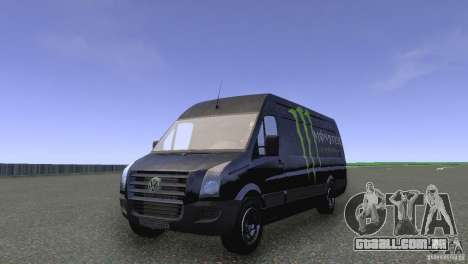 Volkswagen Crafter para GTA 4