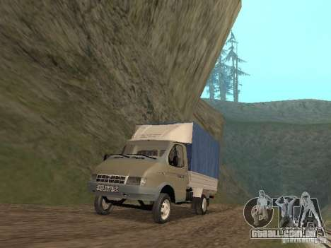 GAZ 3302 em 2001. para GTA San Andreas
