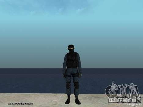 MOTIM policial para GTA San Andreas terceira tela