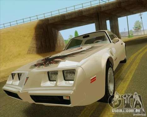 New Playable ENB Series para GTA San Andreas sétima tela