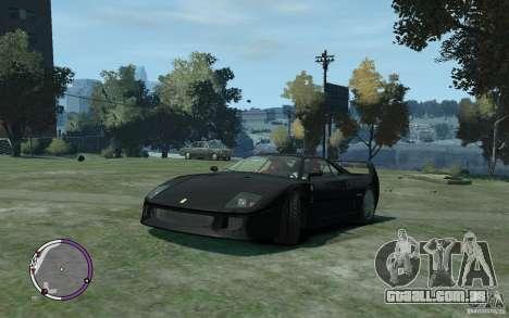 Ferrari F40 v2.0 para GTA 4