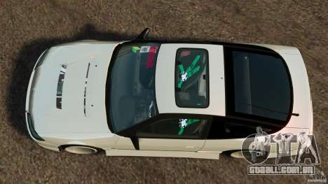 Nissan 240SX facelift Silvia S15 [RIV] para GTA 4 vista direita