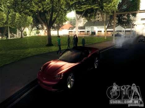 ENBSeries by muSHa para GTA San Andreas sétima tela