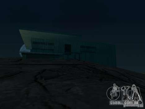 O mistério das ilhas tropicais para GTA San Andreas décimo tela
