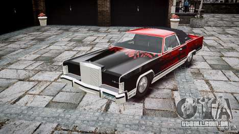 Lincoln Continental Town Coupe v1.0 1979 [EPM] para GTA 4