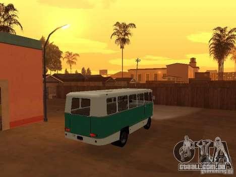 G1A1 de Kuban para GTA San Andreas vista direita