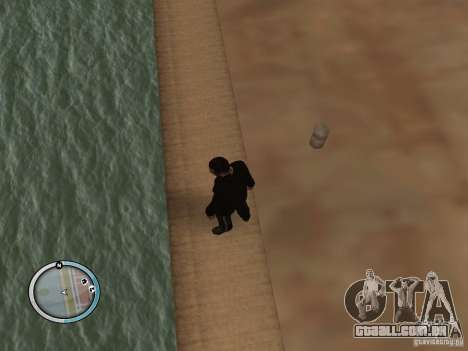 NEW GTA IV HUD 3 para GTA San Andreas