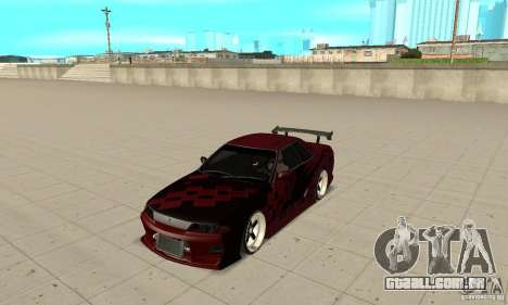 Nissan Skyline R32 Drift Edition para GTA San Andreas