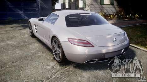 Mercedes-Benz SLS AMG 2010 [EPM] para GTA 4 vista direita