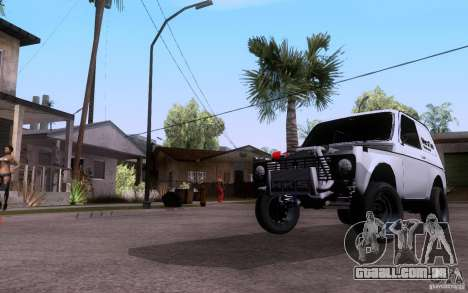 VAZ Niva 21213 arrastar para GTA San Andreas