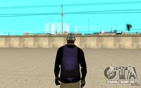 Bronik pele 5 para GTA San Andreas terceira tela