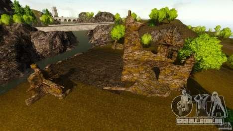 Countryside Mountains V para GTA 4 segundo screenshot