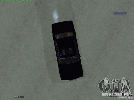 FEDERAL de Volga para GTA San Andreas vista direita