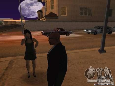 Comportamento de outras pessoas para GTA San Andreas segunda tela
