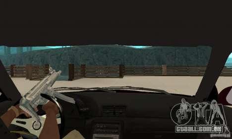 Nissan Skyline R32 Drift Edition para GTA San Andreas vista direita