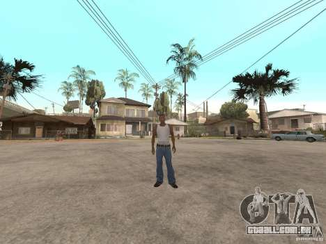Awesome .IFP V3 para GTA San Andreas
