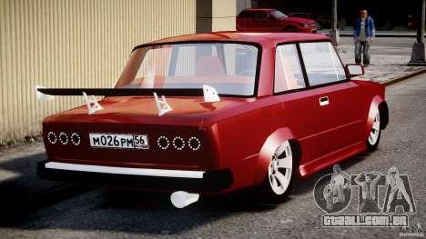 VAZ 2101 Redline para GTA 4 vista interior