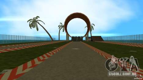 Bobeckas Park para GTA Vice City quinto tela