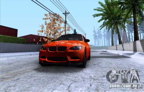 HQ Realistic World para GTA San Andreas oitavo tela