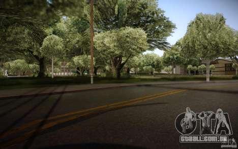 New Graphic by musha v2.0 para GTA San Andreas quinto tela