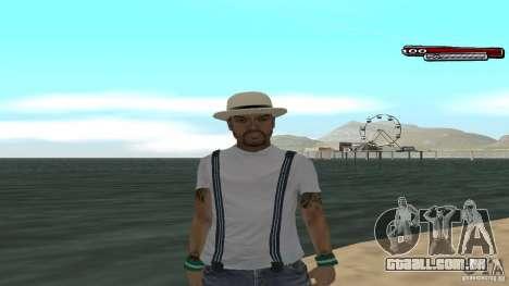 Skin Pack The Rifa Gang HD para GTA San Andreas décima primeira imagem de tela