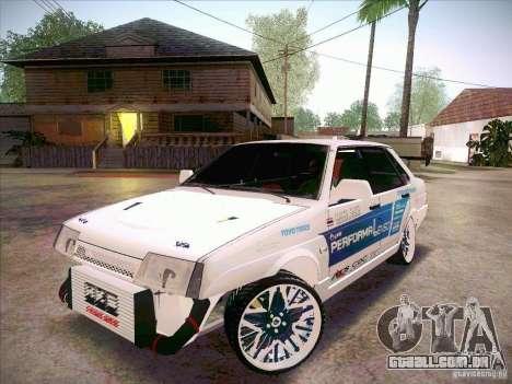 VAZ 21099 Drift Style para GTA San Andreas