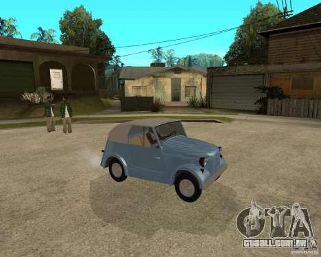 SMZ s-3A para GTA San Andreas vista direita