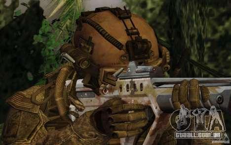 Tavor Tar-21 Steeldigital para GTA San Andreas terceira tela