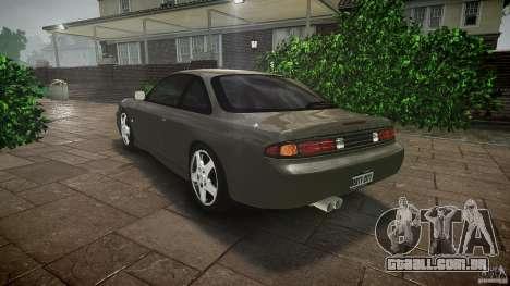 Nissan 200SX para GTA 4 interior