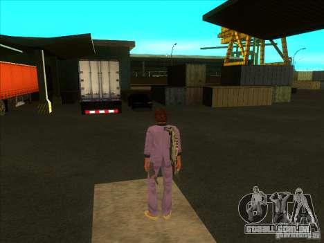 Ken Block para GTA San Andreas segunda tela