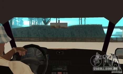 Land Rover Freelander KV6 para GTA San Andreas vista direita