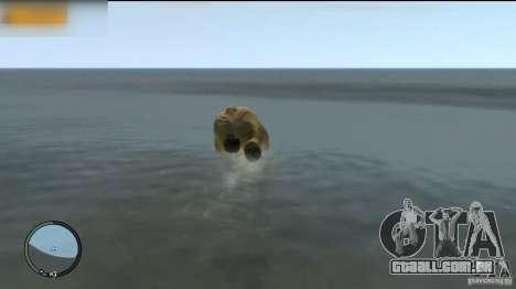 Elefante para GTA 4 terceira tela