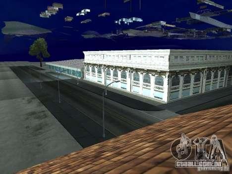 Grande país-Grèjtlènd v 0.1 para GTA San Andreas décimo tela