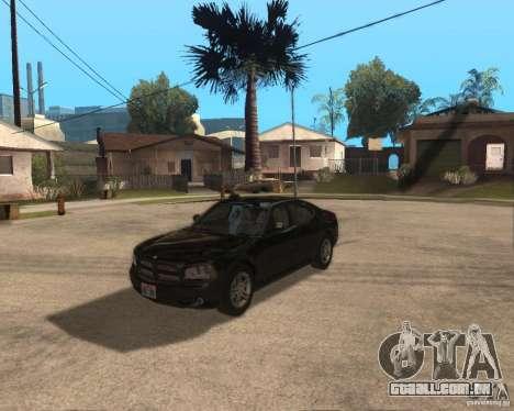 Dodge Charger para GTA San Andreas