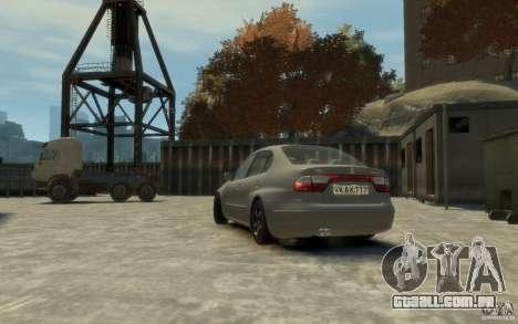 Seat Toledo 1.9TDi Sedan para GTA 4 esquerda vista