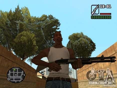 Espingarda para GTA San Andreas