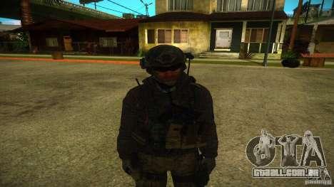 Sandman para GTA San Andreas