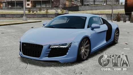 Audi R8 para GTA 4