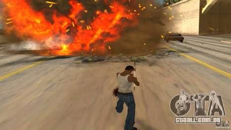 Bônus coletores v 1.2 para GTA San Andreas terceira tela
