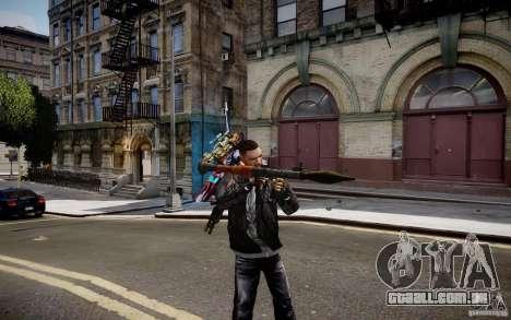 RPG-7 de MW3 para GTA 4 segundo screenshot