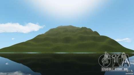 Crash Test Mountain para GTA 4