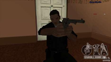 Colt Single Action Army para GTA San Andreas segunda tela