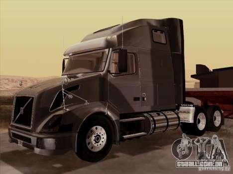 Volvo VNL 670 para GTA San Andreas