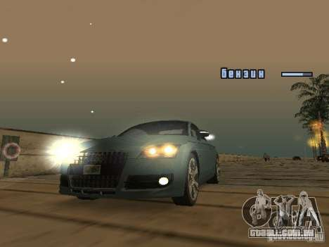 Audi TT 2006 para GTA San Andreas esquerda vista