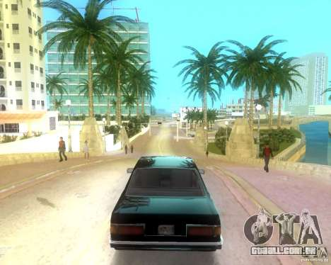 Vice City Real palms v1.1 Corrected para GTA Vice City segunda tela